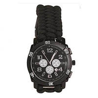 Часы военные MIL-TEC ARMY UHR PARACORD 15774002-904
