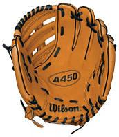 Бейсбольная Перчатка Wilson A450 Series Lft Hnd (WTA0452BBDW5 )