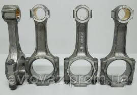 Шатун с крышкой ВАЗ 2110, ВАЗ 2111, ВАЗ 2112 (класс 3) комплект ОАО АВТОВАЗ