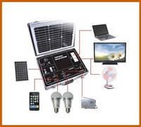 Портативная солнечная электростанция 500 Вт