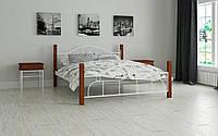 Кровать металлическая Принцеcса  ТМ Мадера