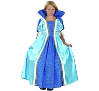 Прокат Костюм карнавальный Снежная королева, принцесса  8-9  лет