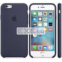 Чехол силиконовый для iPhone 6/ 6s Midnight Blue (MKY22ZM/A)