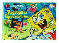 """Настольная игра малая """"Подводные приключения"""" Danko Toys"""