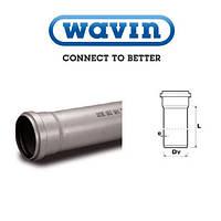 Труба для канализации 110 мм длинна 2000 мм WAVIN