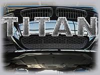 Защита картера двигателя и КПП «ТИТАН»