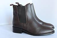 Женские кожаные челси Asos 37,5р., фото 1