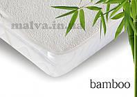 Непромокаемый наматрасник 60х120см Bamboo  U-Tek™ (крепление: 4 резинки по углам)