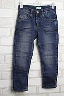 Зимние джинсы Kenzo для мальчиков  на рост 110-164. Последняя!! на 110см