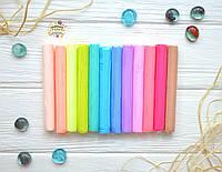 """Полимерная глина Lema Pastel """"Пластишка"""", набор, 12 цветов"""