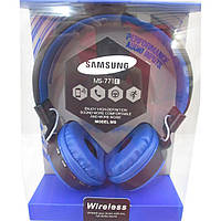 Наушники беспроводные Samsung MS-771E Bluetooth+FM+MP3