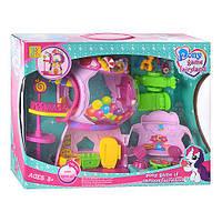 Домик «Pony Game Fairyland» с 2-мя пони в комплекте. 2388
