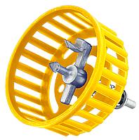 Сверло для плитки, Ø 40-100 мм, TOPEX