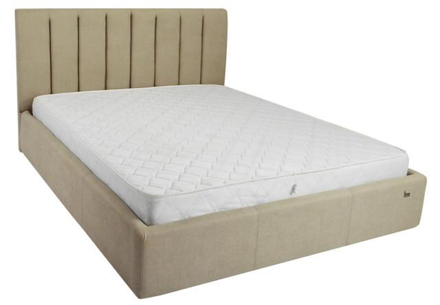 Кровать двуспальная Санам Фибрил 10