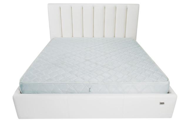 Кровать двуспальная Санам кожзам Бум 01 (фото 2)