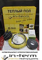 Теплый пол Fenix IN-TERM (Чехия) с регулятором