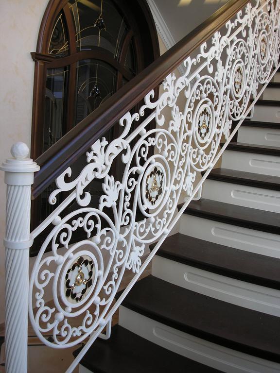 Лестницы от Металл Комфорт -1