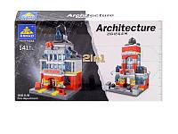 "Конструктор ""Architecture"" в коробке KAZI"