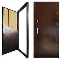 Двери  Офис Титан  металл 960 на 2050 мм