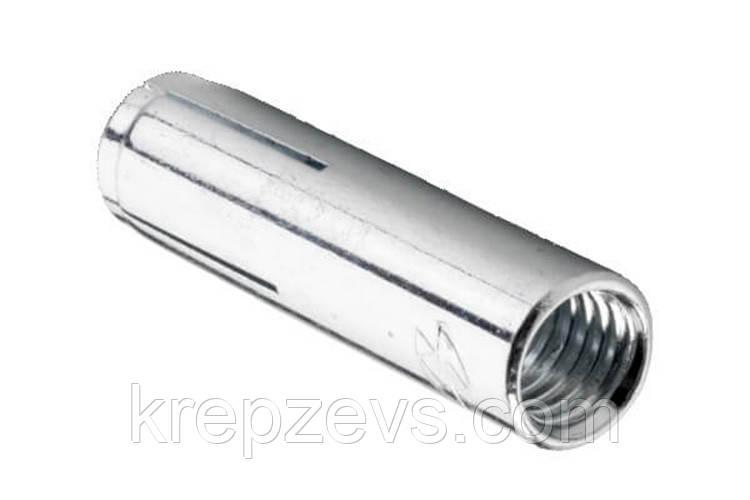 Анкер-втулка стальная М12