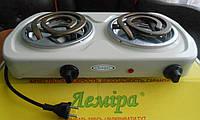 Электроплита Лемира ЭПТ 2-2,0 кВт широкий тэн