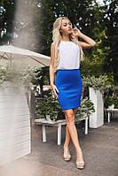 Женская мини юбка Viki   (код 019)