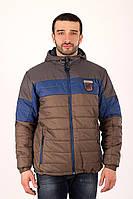 Куртка OCK S Коричневая (115590-s)
