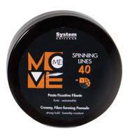 MOVE-ME 40 Паста-паутинка для укладки волос Spinning Lines