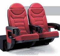 Кресло для кинотеатра красное