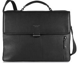 "Портфель из кожи для ноутбука 15.6"" Piquadro David CA3995W86_N"