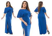 Вечернее платье в пол. Большие размеры. Разные цвета.