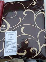 Комплект постельный, полуторный (размер 150х210 см, 2 наволочки 70х70 см)
