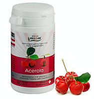 Ацерола Вивасан Витамин С тропическая вишня 60 шт