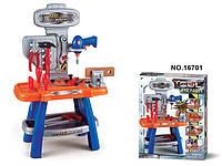 Детский игровой набор инструментов 16701 Metr+