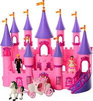 Замок с мебелью, фигурками и каретой SG 2976