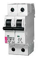 Авт.выключатель  ETIMAT 10  DC 2p  C 50A (6 kA)