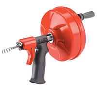 Прочистная машина для труб RIDGID POWER-SPIN