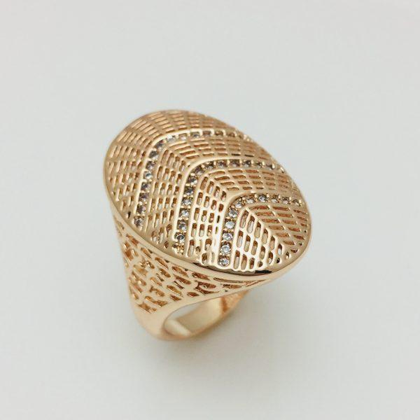 Кольцо Fallon , размер 17, 18 ювелирная бижутерия