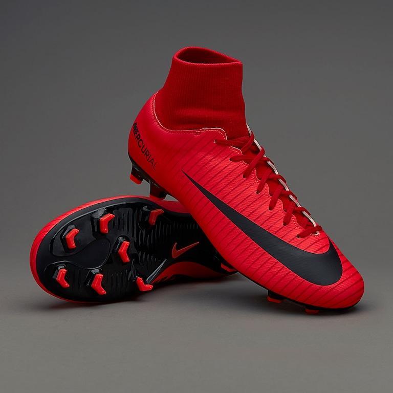 a85e27be Футбольные бутсы Nike Mercurial Victory VI DF FG 903609-616 -  Footballboots.com.
