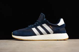 Кроссовки мужские Adidas Iniki Runner Boost / ADM-2105 (Реплика)