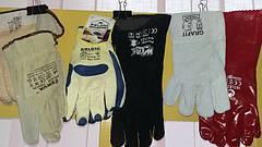 Перчатки специальные (краги, обрезиненые и т.д.)