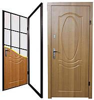 Двери Линия 960 на 2050 винорит уличные