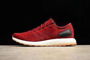 Кроссовки мужские Adidas Pure Boost / ADM-2192 (Реплика)