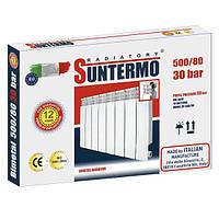 Секция радиатора биметаллического SUNTERMO 500/80 30 бар
