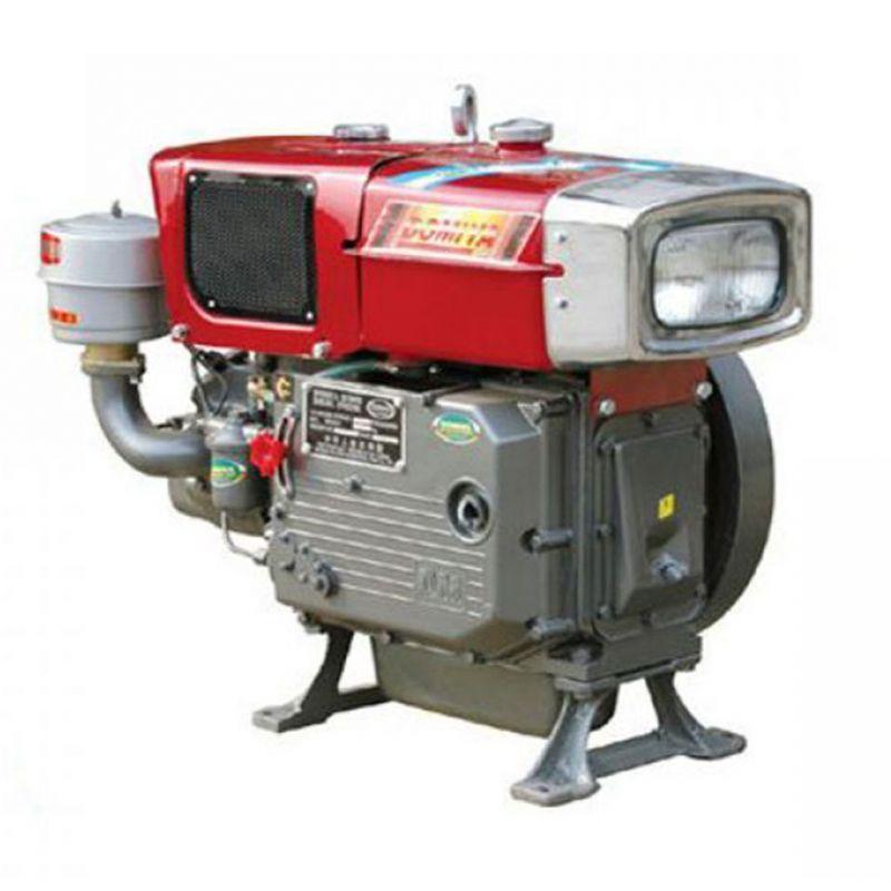 Двигатель ZUBR Зубр ZS1100 (дизель, электростартер, водяное охлаждение, 15 л.с.)