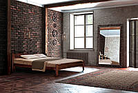 Кровать деревянная Ольга