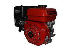 Двигатель TATA 168F (бензин, 6.5 л.с, под конус V)