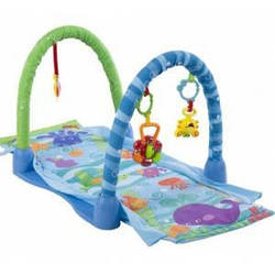 Детский игровой коврик-туннель Fitch baby 8501