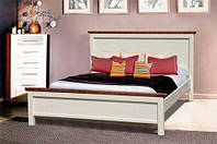 Кровать деревянная Беатрис