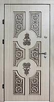 Входные двери Бастион-БЦ Элит ПВХ-62 БЛ 10